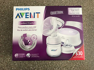 Avent Single Electric Breast Pump *New*