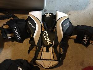 Junior Goalie Equipment
