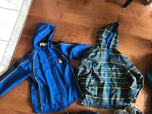 Boys Jackets (spring and winter)  $15 each obo