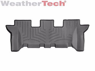 Weathertech Floor Mats Floorliner For Kia Sorento   2016 2019   3Rd Row   Black