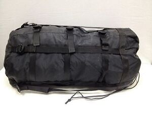 US MILITARY 9 STRAP COMPRESSION STUFF SACK COMPRESSION SACK