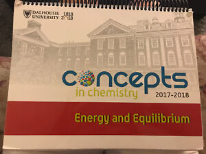 Concepts in Chemistry (10th Ed)