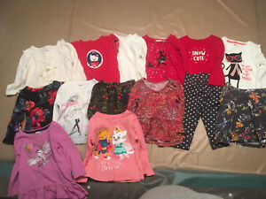 Girls 12 and 12-18 month clothes