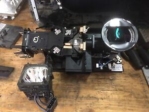 Sony SXRD KDS55A2020 Optic Block