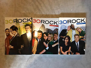 30 Rock - Season 1, 2 and 3