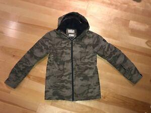 Manteau snow pour garçon (14 ans)