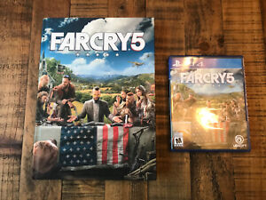 Far Cry 5 with Prima Games Strategy Book