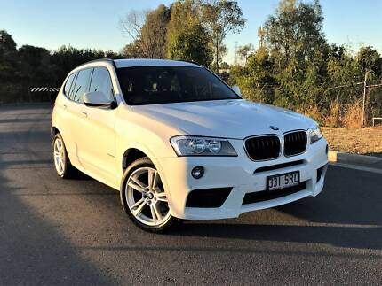 2012 BMW X3 20d - M-SPORT PACKAGE!! Darra Brisbane South West Preview