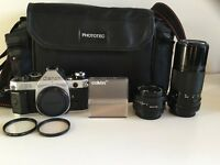 Film photography kit