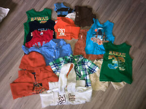 Boys 12-18mth Summer (and more) Lot