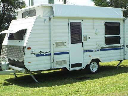 GAZAL  Infinity  poptop  caravan.    IMMACULATE  cond.