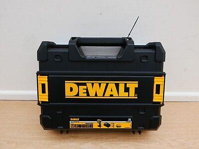 DEWALT  STANDARD TSTAK CASE 18V CORDLESS DCF886 DCF887 DCF880 DCD795 DCD796 ETC