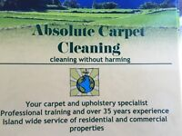 Carpet and Upholstery Cleaning specials