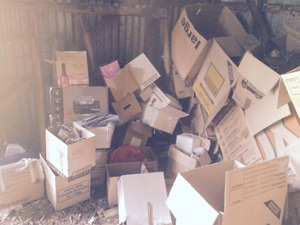 Packing/Moving boxes Heaps! Oatlands Southern Midlands Preview