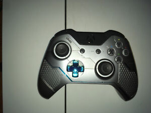 Limited edition Halo guardians Xbox one controller