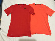 NIKE SHIRTS X 2 -Brand New Broadmeadow Newcastle Area Preview