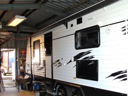 2015 Dream seeker 21ft Caravan