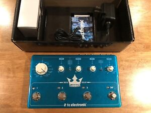 TC Electronic Triple Delay Guitar Effect Pedal