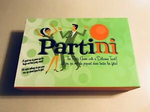 Partini Board Game - New