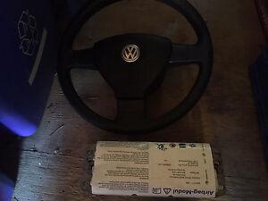 Volkswagen mk5 steering wheel/air bags