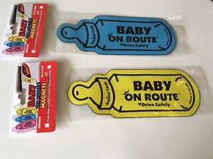 Car baby magnets
