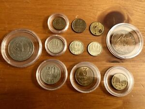 Russia USSR Coins