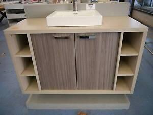 RRP.$1679 Ex Display RF Sense 1200 Freestanding Vanity Basin Melbourne CBD Melbourne City Preview