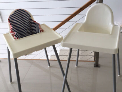 IKEA high chairs x 2 for free