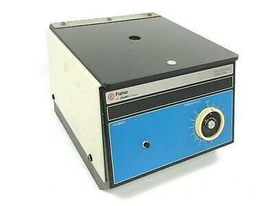 Fisher Micro-centrifuge Bench Top Centrifuge Model 235b