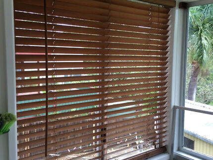 Timber Window Blinds Various