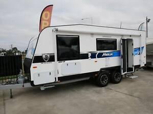 "2019 JB Caravans - Marlin 20'8"" Family Bunk Van Nar Nar Goon North Cardinia Area Preview"