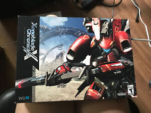 Xenoblade Chronicles X collectors edition