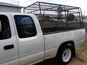 Styleside Ute Cage for Dogs / Sheep / Calves & 2 x Canopy Covers Warwick Southern Downs Preview