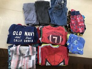 Size 4 boys clothes