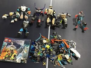 Various toys and items