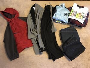 Lot of boys clothes Size 10-12 (11 items)