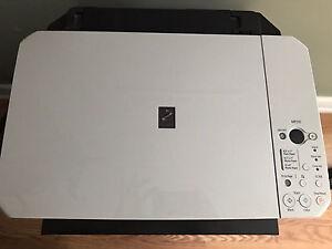Canon MP210 Scanner/Printer- inkjet