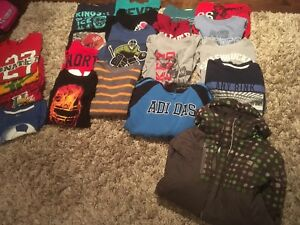 Boys size 6/7 clothes lot