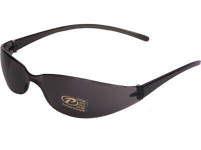 Pacific Coast Sunglasses Skinny Joes Thin Slim Biker Glasses Smoke -