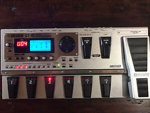 Boss GT-10 effects processor  $275