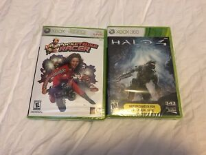Two Xbox 360 games 25$