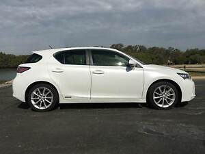 2011 Lexus CT 200h. Hybrid Hatchback Sandgate Brisbane North East Preview