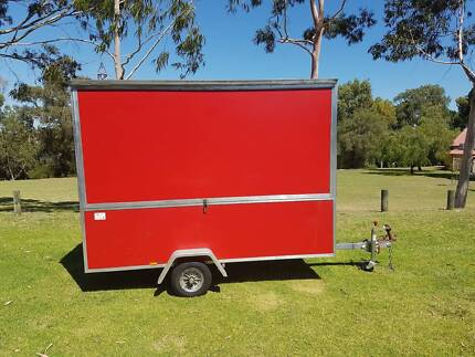 Food truck trailer for sale trailers gumtree australia food trailer forumfinder Choice Image