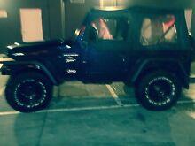 1998 Jeep Wrangler  sport BUSH PROJECT !!!!!! Berwick Casey Area Preview