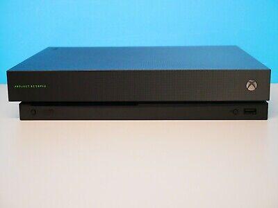 Microsoft Xbox One X Games Console 1TB Project Scorpio Edition (751506)