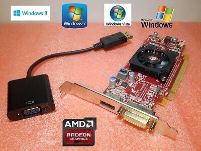 Dell Dvi Adapter Card - DELL Dimension 9100 9150 9200 E510 E520 E521  Video Card DVI + VGA Adapter
