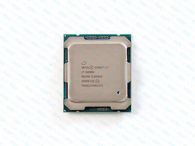 Intel Core i7-6900K 8-Core 3.2GHz Unlocked Broadwell-E Processor - Grade A