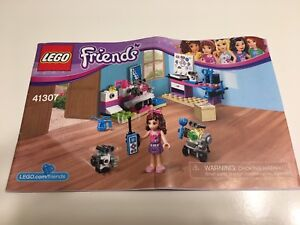 Lego Friends Olivia's Creative Lab 90 Pieces