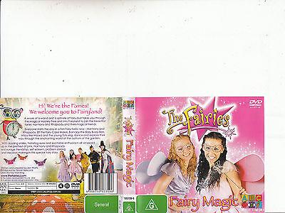 The Fairies:Fairy Magic-2006-ABC For Kids-Children TF-DVD - Fairies Movies For Kids