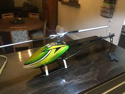 RC Helicopter 3D Assault 700E DFC